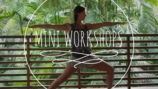 K10Yoga Stream: Mini Workshops by K10Yoga, powered by Intelivideo