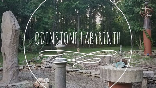 Odinstone Labyrinth by K10Yoga, powered by Intelivideo