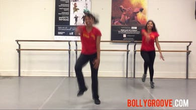 akkad_bakkad_warmup by Bollywood Groove