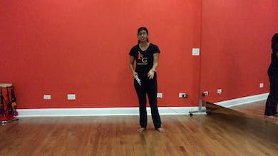 Chogada_HowTo_DANDIYA_INSTRUCTOR_ONLY by Bollywood Groove
