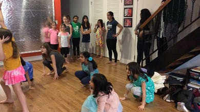 BollyGroove Kids Rehearsal NavyPier2019.MOV by Bollywood Groove