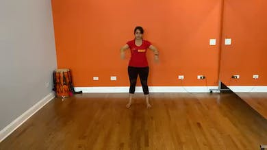 Fall 2019 2nd Dance-Radhe Radhe-Ages 7 to 10-Kids Instructors Only.MOV by Bollywood Groove