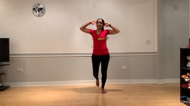 Fall 2019 DCC Practice Video - Dholi taro Ages 11-15(Kritika).MOV by Bollywood Groove