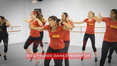BollyGroove Cardio! by Bollywood Groove