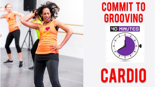 Cardio - 40 mins by Bollywood Groove