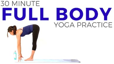 30 minute Full Body Yoga Practice by Sarah Beth Yoga