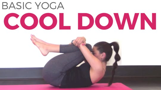 Instant Access to Basic Yoga Cool Down by Sarah Beth Yoga, powered by Intelivideo