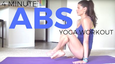 Yoga for Abs - Pick Up Practice by Sarah Beth Yoga