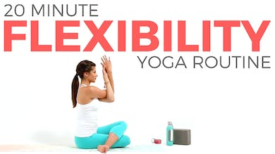 20 minute Yoga for Flexibility - All Levels by Sarah Beth Yoga