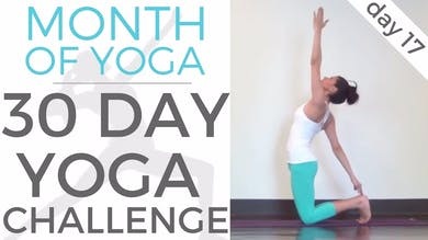 Day 17 - Enjoy the Journey // #MonthOfYoga - 30 Day Yoga Challenge by Sarah Beth Yoga