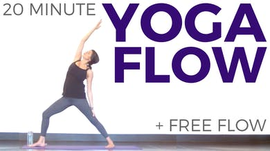 20 minute Yoga Flow