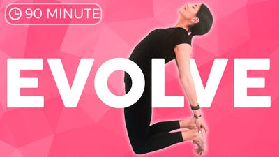 90 minute Power Yoga Class | EVOLVE by Sarah Beth Yoga