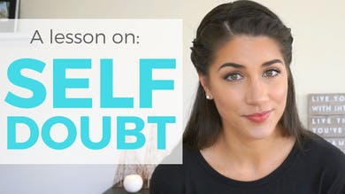 Self-Doubt - Why it's a GOOD sign by Sarah Beth Yoga