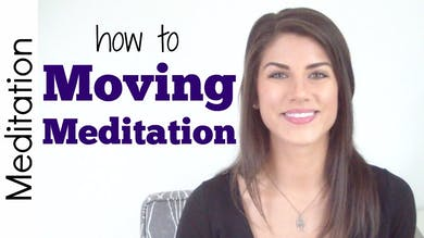 How to do Moving Meditation by Sarah Beth Yoga