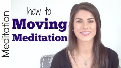 Instant Access to How to do Moving Meditation by Sarah Beth Yoga, powered by Intelivideo