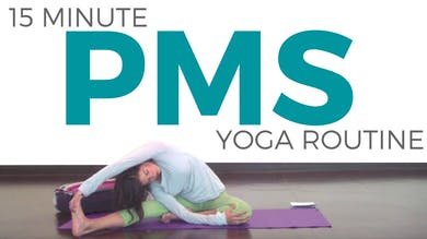 Yoga for PMS by Sarah Beth Yoga