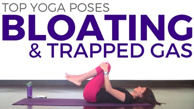 Instant Access to 3 Yoga Poses for Digestion & Bloating by Sarah Beth Yoga, powered by Intelivideo