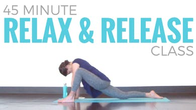 45 minute Relax & Release - Prenatal Hatha Yoga Class by Sarah Beth Yoga