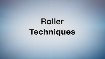 Roller Techniques by MELT On Demand