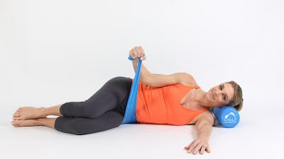 Instant Access to Whole Body Stability Class by MELT on Demand, powered by Intelivideo