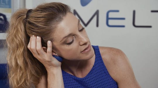 Instant Access to MELT Quickie Facelift Treatment by MELT on Demand, powered by Intelivideo