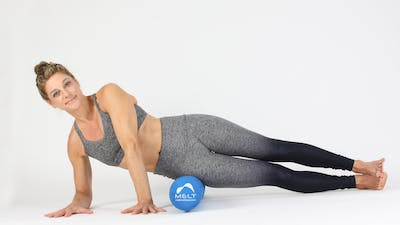 Plank Perfection and Core Treatment by MELT On Demand