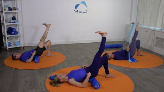 Instant Access to MELT for Cellulite by MELT on Demand, powered by Intelivideo
