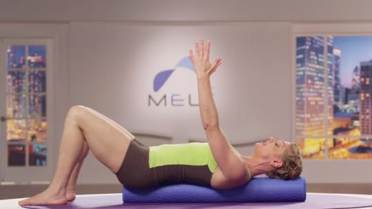 Instant Access to Rebalance and Upper Body Length Sequence by MELT on Demand, powered by Intelivideo