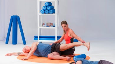 Lower Body Stability Sequence by MELT On Demand