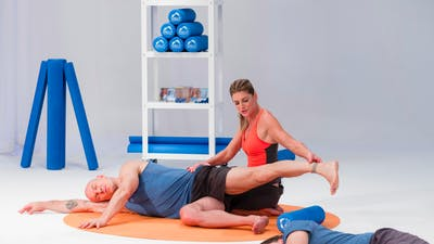 Instant Access to Lower Body Stability Sequence by MELT on Demand, powered by Intelivideo
