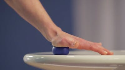 Instant Access to Mini Soft Ball Hand Treatment by MELT on Demand, powered by Intelivideo