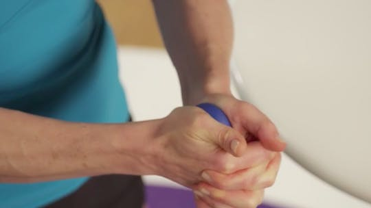 Instant Access to Mini Hand Treatment by MELT on Demand, powered by Intelivideo