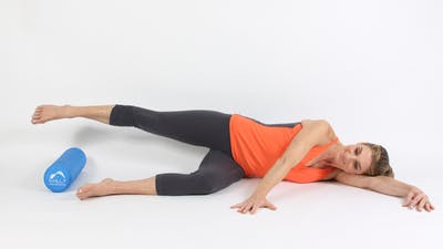 Side Leg Lift for Sciatica by MELT On Demand
