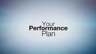Your Performance Plan by MELT On Demand