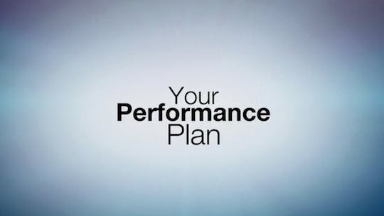 Instant Access to Your Performance Plan by MELT on Demand, powered by Intelivideo