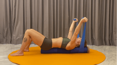 Upper Body and Core Tone and Restore Map by MELT On Demand