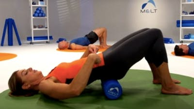 Instant Access to Intermediate Lower Body and NeuroCore Stability Class by MELT on Demand, powered by Intelivideo