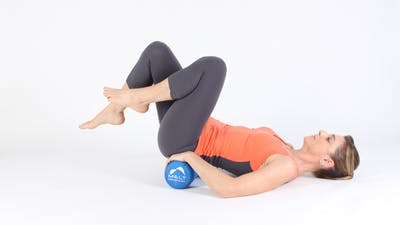 Lower Body Recovery Map by MELT On Demand