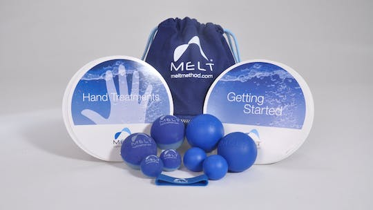 Hand and Foot Treatments by MELT On Demand
