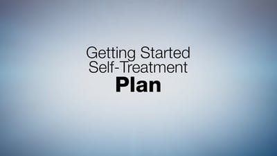 Getting Started Self-Treatment Plan by MELT On Demand