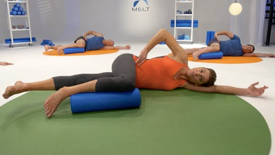 Instant Access to MELT for Cycling Hip Stability Map by MELT on Demand, powered by Intelivideo