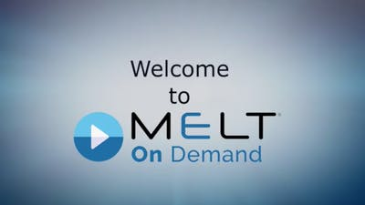 Welcome to MELT On Demand by MELT On Demand