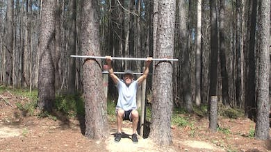 How To - Monkey Bars Cardio & Strength by Gary Semics MX Schools