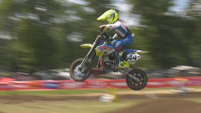 50cc Basic Jumping Techniques. by Gary Semics MX Schools