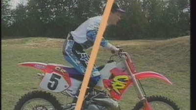 Volume 1 Video 3 The Art of Jumping and Whoops. by Gary Semics MX Schools