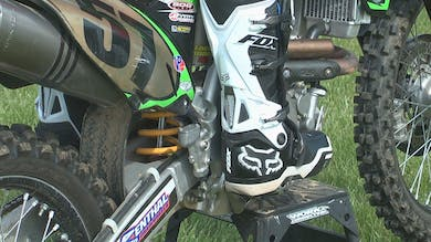 How To Break In New Motocross Boots. by Gary Semics MX Schools