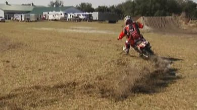 VO2 Video #4 Beyond the Basics - Motocross Corner Speed. by Gary Semics MX Schools