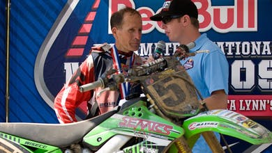 Rocket Rob Buydos talks about Gary Semics. by Gary Semics MX Schools