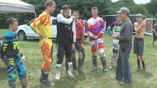 Instant Access to 1 Day MX Group Class – Part 3 by Gary Semics MX Schools, powered by Intelivideo