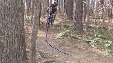 Practice your MX Steering on your MTB. by Gary Semics MX Schools